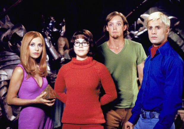Scooby-Doo getting new live action film for some reason ...