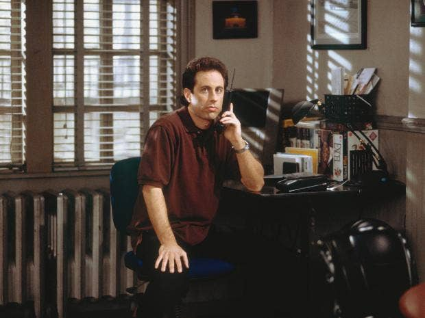 Seinfeld Quotes Beauteous Seinfeld At 25 The Show's Best Quotes  The Independent