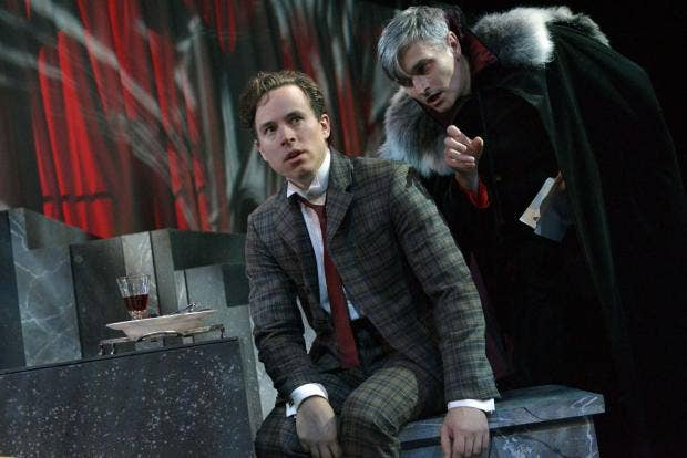 PRESS Dracula at Theatre by the Lake. L-R Henry Devas, Matthew Vaughan. Photo by Keith Pattison.jpg