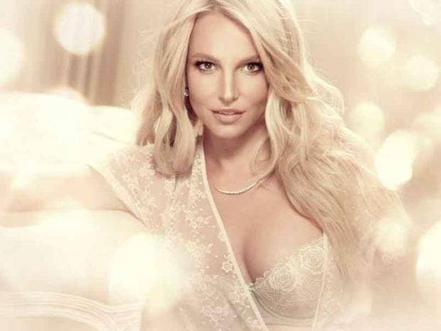 Britney Spears designs an affordable lingerie collection ...