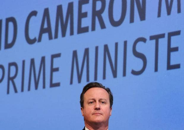 what does david cameron believe in Michael gove mp secretary of state  although prime minister david cameron denied this was the case  he does not believe that the united states' current.