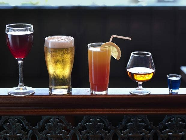 The science of alcohol: How does it affect your liver and heart ...