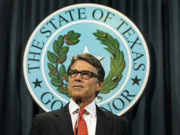 Former Texas Gov. Rick Perry Rumored for Department of Energy Head