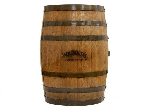 jack to sell whiskey by the barrel
