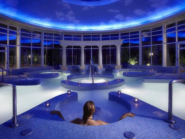 12 Best Hotel Spas In The Uk The Independent