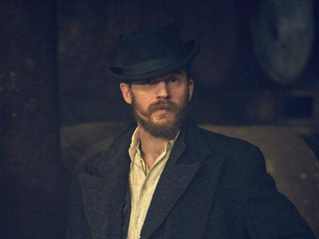 Peaky Blinders review: Dark Knight's Tom Hardy is a ...