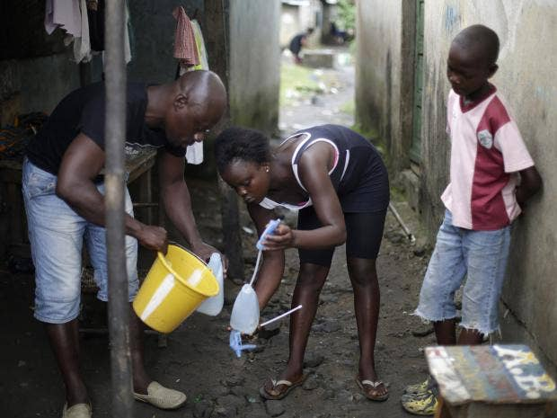 Ebola outbreak could lead to an economic disaster in West ...