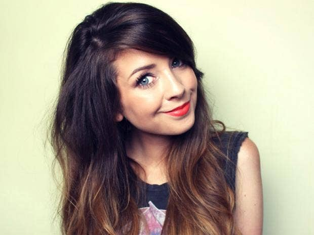 Zoella As A Teenager