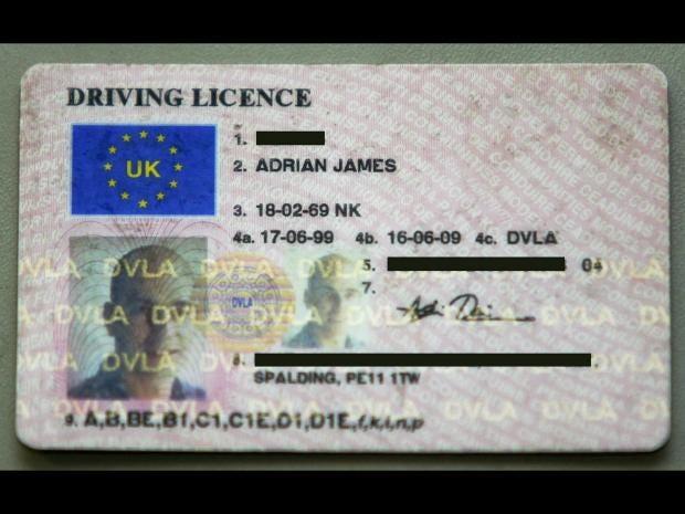 Hiring a writer car abroad paper license
