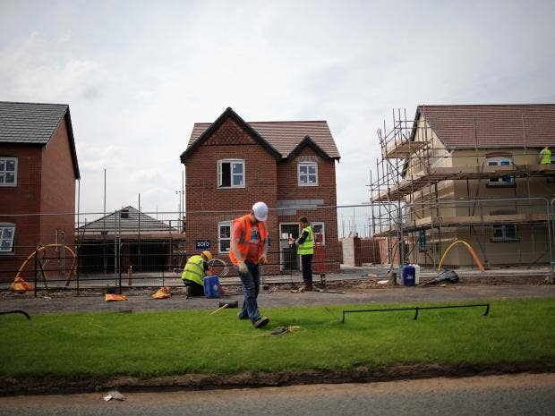 New House Building new government plan to extend right to buy 'to hit affordable