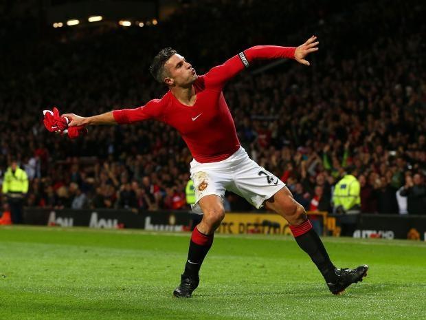 Manchester united 1 chelsea 1 robin van persie thrilled with late van persie 2g fandeluxe Document