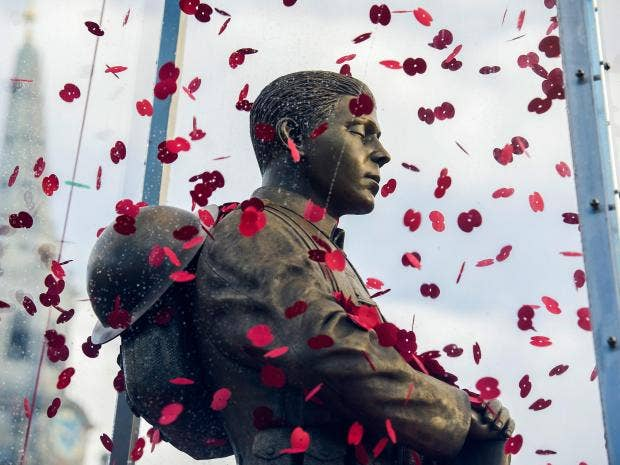 The Poppy Has Become A Symbol Of Racism I Will Never Wear One Again The Independent