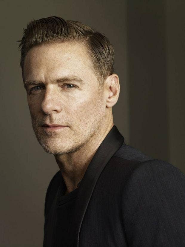 Bryan Adams The singer songwriter and photographer on falling asleep at the wheel, his vegan