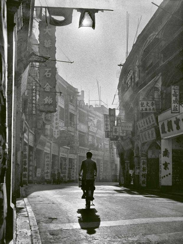 Old Hong Kong Photographer Fan Ho S Memoir Of The City