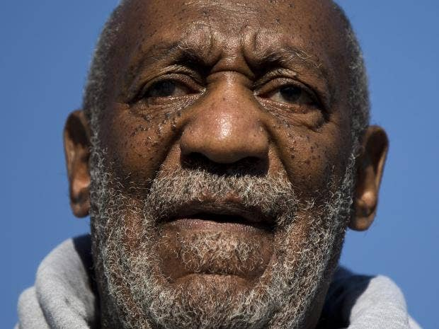 Bill Cosby bill cosby refuses to answer journalist's questions on rape