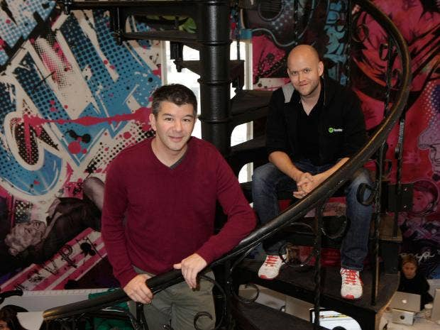 Partnership Between Uber And Spotify Puts Customer In The