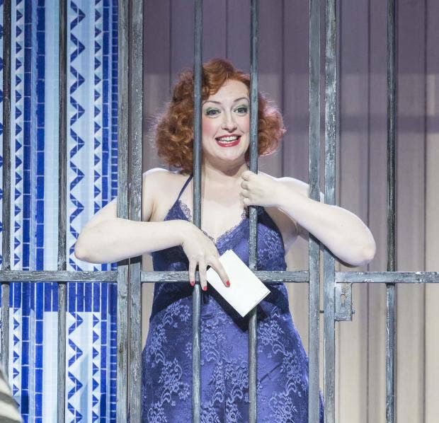 Alex Young (Erma) in Anything Goes. Photo by Johan Persson.jpg