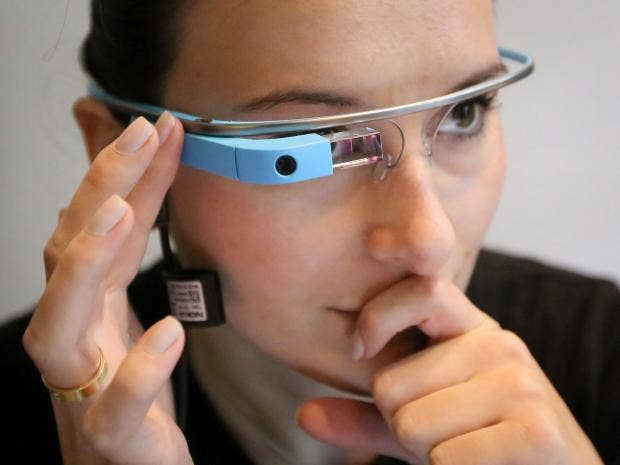 internet glasses  Google Glass social media accounts are disappearing from the ...