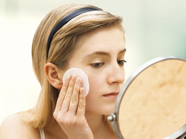 Диета для улучшения состояния кожи лица