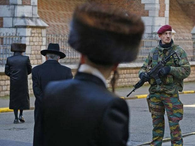 verviers jewish personals Belgian police launched a jihadist-related anti-terrorism operation in the eastern town of verviers  dead in belgium anti-terror raid: report  a jewish.
