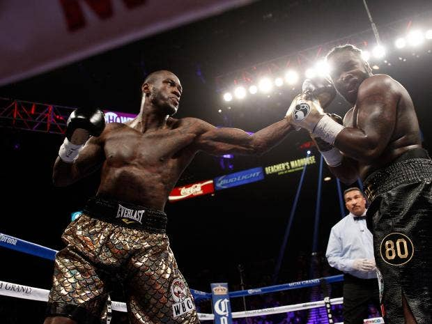 WBC Orders Wilder vs. Stiverne Rematch, Luis Ortiz Removed From Nov. 4