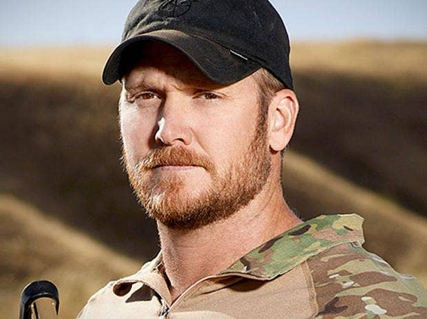 Eddie Ray Routh Chris Kyle