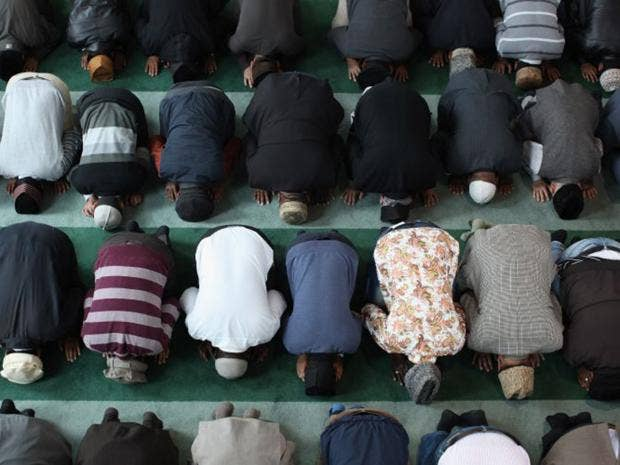Islamic prayer ritual reduces back pain and increases ...