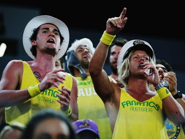 Australian-fans-cheer-on-during-the-first-round-match-between-Nick-Kyrgios-of-Australia-and-Federico-Delbonis-of-Argentina.jpg