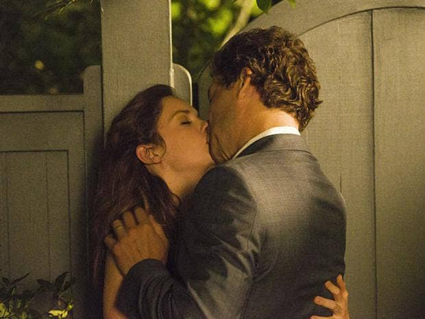 Ruth Wilson and Dominic West in The Affair Showtime