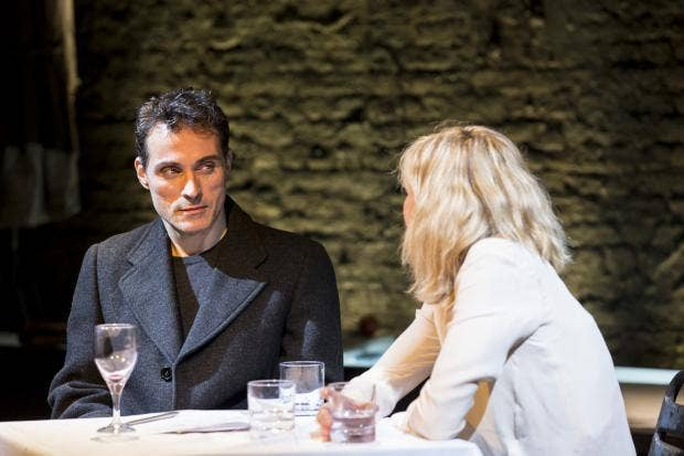 Rufus Sewell and Nancy Carroll in Closer at the Donmar Warehouse - photo credit Johan Persson.jpg