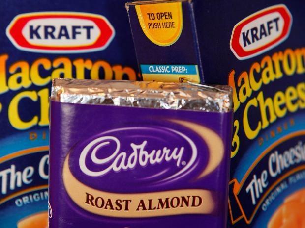 cost control of cadbury