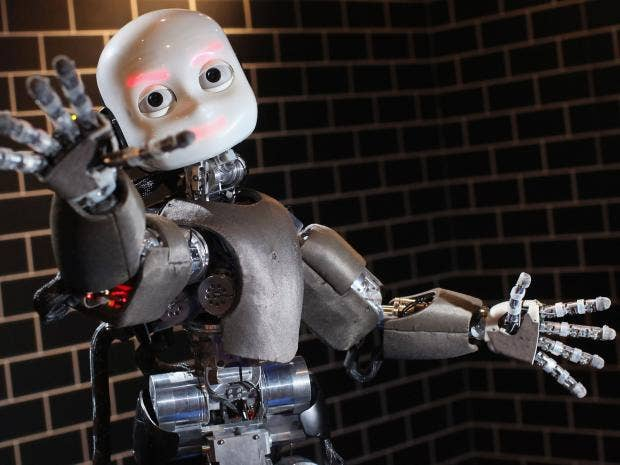 Robots could replace 250000 United Kingdom public sector jobs by 2030