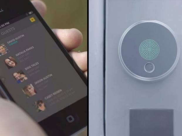 Could Smart Lock device and app August replace front-door locks ...