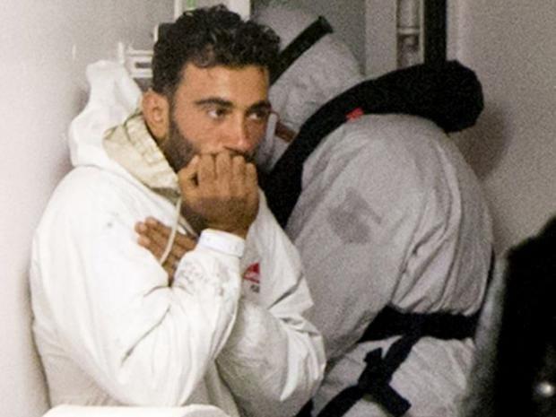 Italy convicts Tunisian men over migrant boat sinking