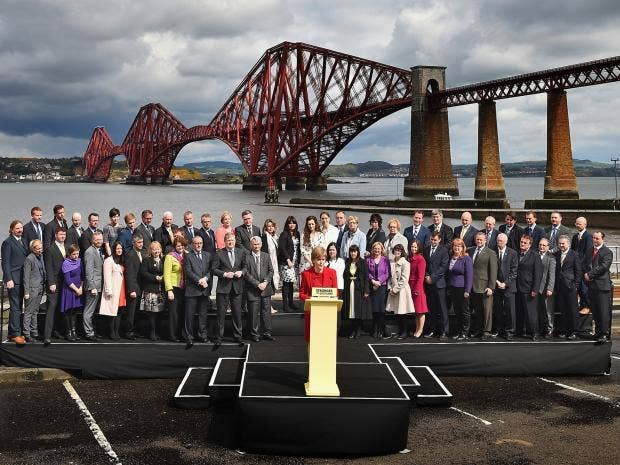 General Election Results Five Snp Mps To Watch The