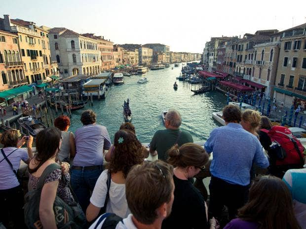 The Death Of Venice Corrupt Officials Mass Tourism And