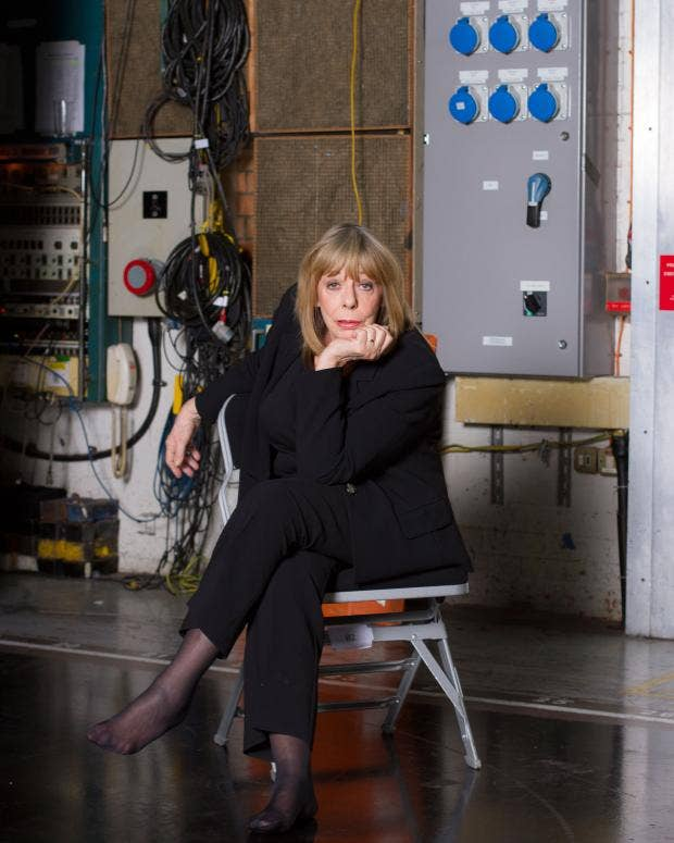 Frances De La Tour Interview From Shakespeare To Rising