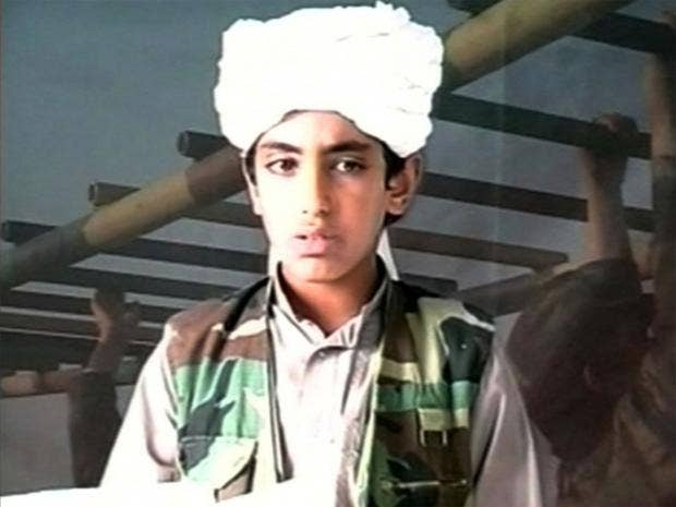 Obama administration places sanctions on bin Laden's son, citing terror risk