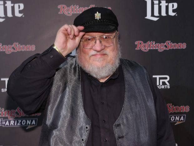 ... Ice and Fire' books by George R.R. Martin delayed to 2018 release date