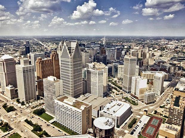 Detroit Travel Tips Where To Go And What To See In 48 Hours The Independent
