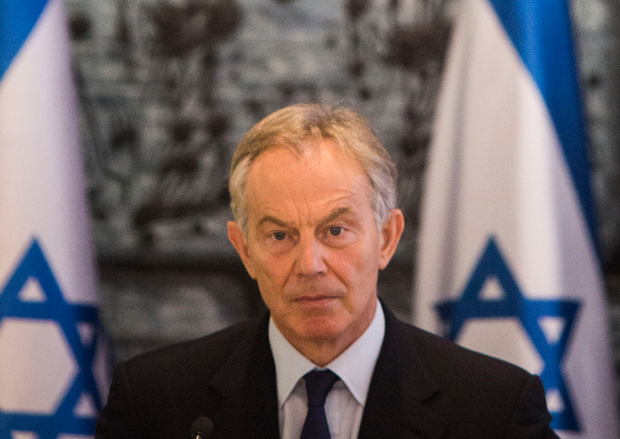 Take it from this Jewish fan of yours, Tony Blair – making ...