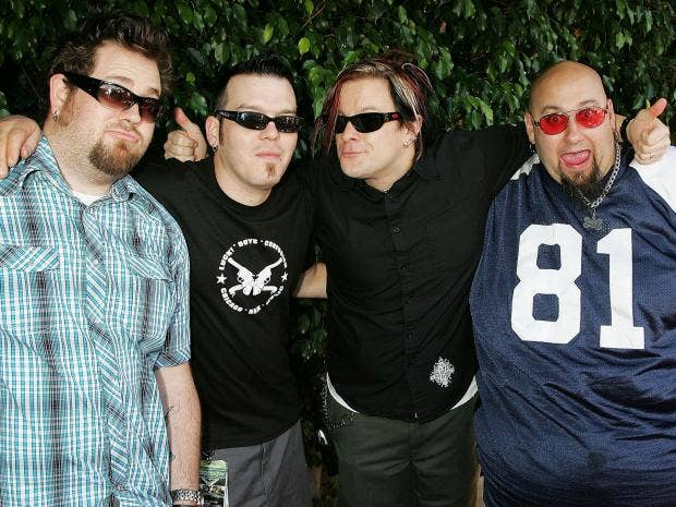 Image result for bowling for soup band