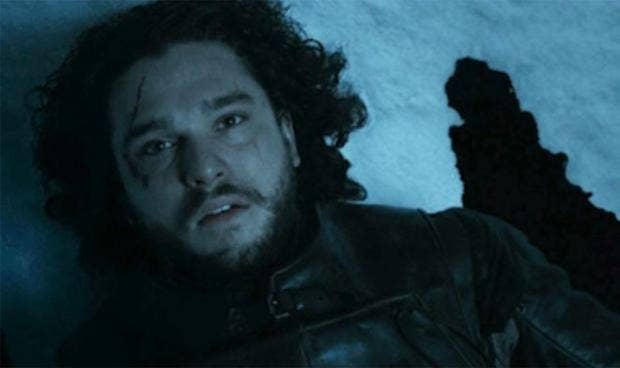 Image result for jon snow dead