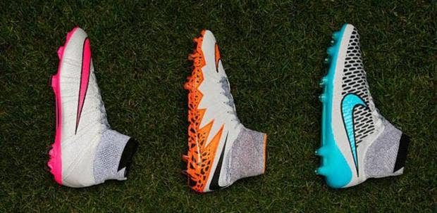 Football boots 2015/16: Nike, adidas, Puma, New Balance and Under Armour  new releases