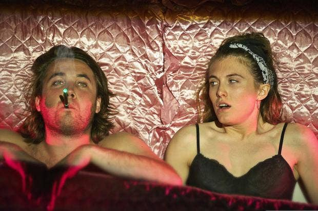 Jack Brown (Jaxson) & Lucy Benson-Brown (Leah) - Heartbreak Hotel - The Jetty - Photo By Ben Hughes(2615).jpg