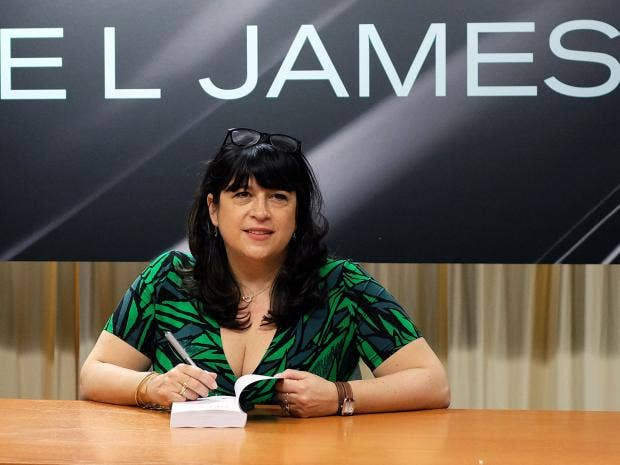 fifty shades of grey author el james 39 twitter q a didn 39 t exactly go as planned the independent. Black Bedroom Furniture Sets. Home Design Ideas