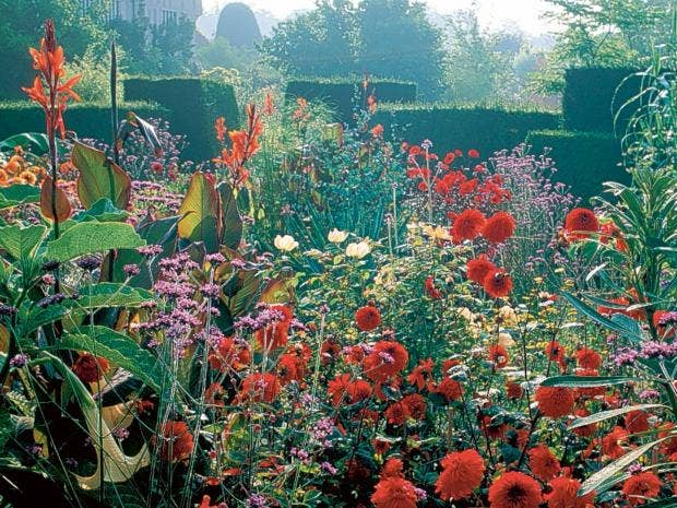 Anna pavord on great dixter 39 there 39 s a dynamism you don 39 t for Best garden design books uk