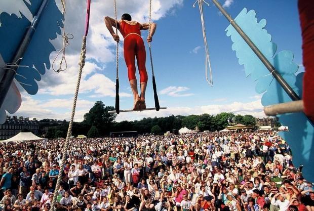 Edinburgh Fringe Festival 2015 Where To Stay The