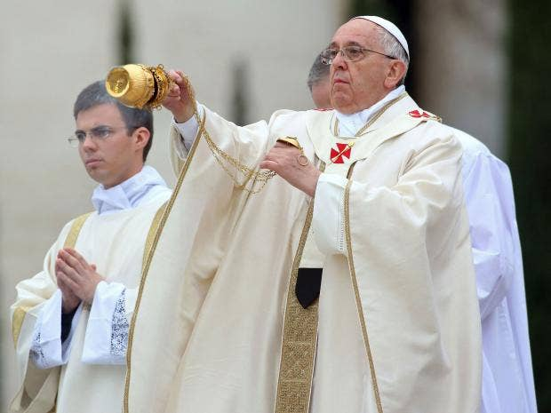 celibacy and catholic priests Ethics & religion only half of catholic priests are celibate by michael j mcmanus obligatory celibacy and the church's official teaching on human sexuality are at the root of the worst crisis the catholic church has faced since the time of the reformation, writes father richard mcbrien.