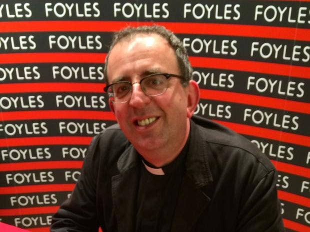 Reverend Richard Coles admits to spending 'more than a clergyman should' on  drugs. '